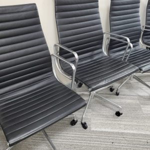 (PO-C-0002) Herman Miller Eames Executive Chairs