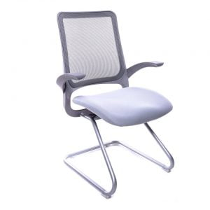OFW Aprilia Gray Guest Chair