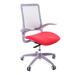 OFW Aprilia Red Task Chair