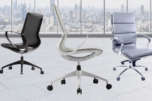 This is a picture of an Instock Office Chairs.