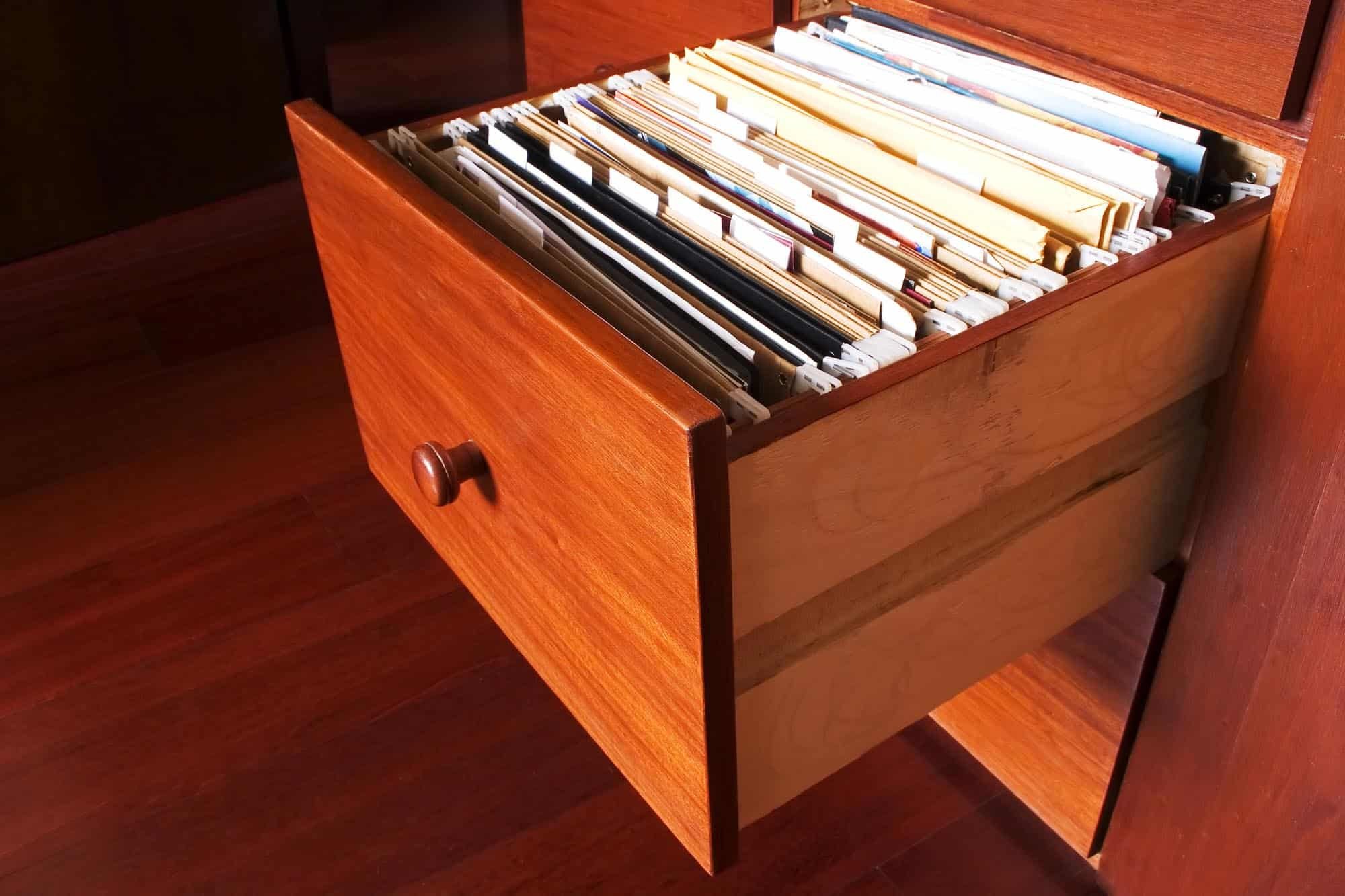 How To Organize Desk Drawers